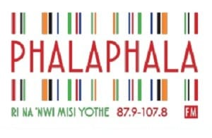 phalaphala fm radio South Africa online