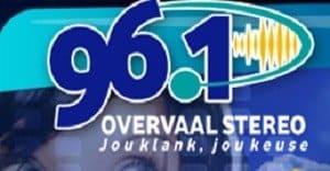 Overvaal Stereo FM 96.1 Viljoenskroon Online