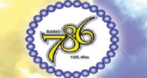 Radio 786 Cape Town 100.4 Islamic FM Online