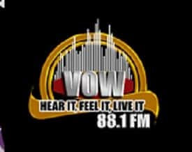 VOW FM 90.5 Radio South Africa Online