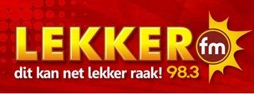 Lekker FM 98.3 Live Streaming Online